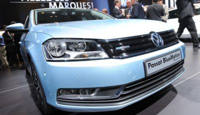 Nuova Volkswagen Passat Test Drive