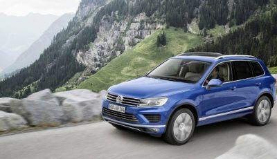 Volkswagen Touareg CC