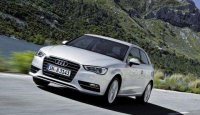 Nuova Audi A3 1.6 TDI Ultra