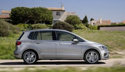 Volkswagen Golf Sportsvan listino prezzi e dati tecnici
