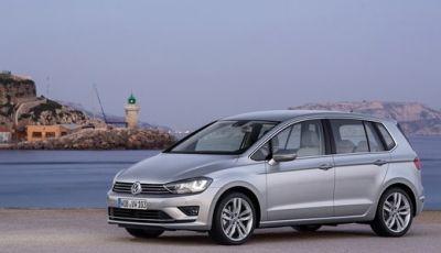Volkswagen Golf Sportsvan prova su strada, listino prezzi ed allestimenti