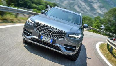 Volvo XC90: prezzi, versioni e motorizzazioni