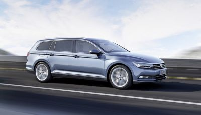 Volkswagen Passat Variant 2.0 TDI Businessline, il test drive