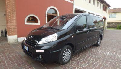 Peugeot Expert 9 posti: prova su strada, prestazioni e consumi