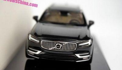Volvo V90, le prime foto senza veli in attesa della presentazione ufficiale