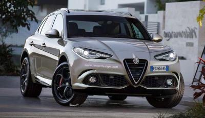 Alfa Romeo Stelvio, il SUV Alfa potrebbe chiamarsi così