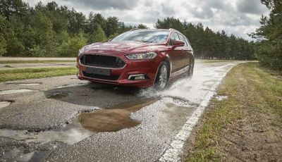 Centro Prove Ford di Lommel, la strada più accidentata del mondo!