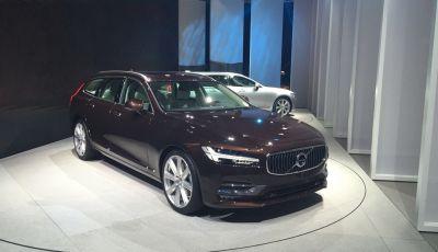 Volvo V90, le prime immagini rubate in attesa del debutto ufficiale