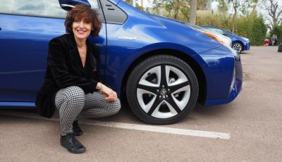 Nuova Toyota Prius, prova su strada della quarta generazione