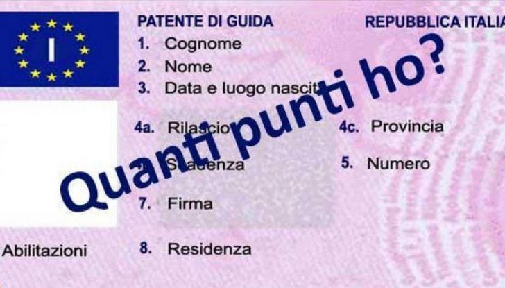 La patente di guida italiana è fuori norma per l'Unione Europea - Foto 10 di 11