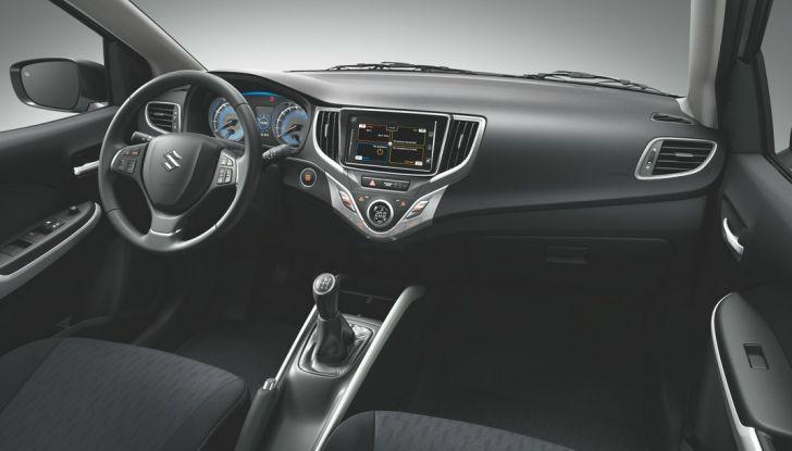 Nuova Suzuki Baleno