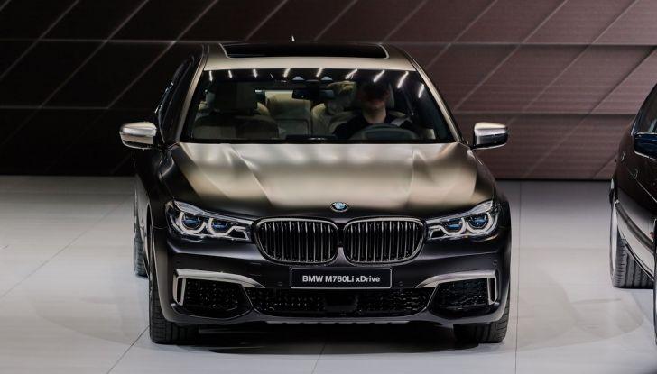 Nuova BMW M760Li xDrive - Foto 5 di 34