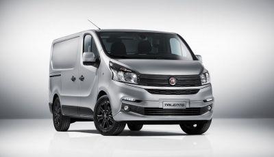 Fiat Talento, il nuovo commerciale di Fiat Professional