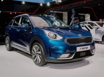 Kia Niro Hybrid, l'innovativo Hybrid Utility Vehicle