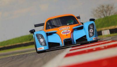 Radical RXC Turbo 500 provata in pista