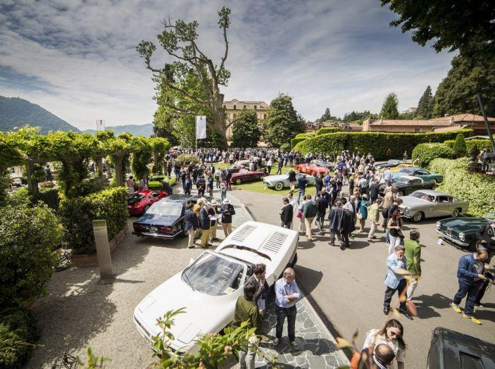 Concorso di Eleganza Villa d'Este 2018: date e novità