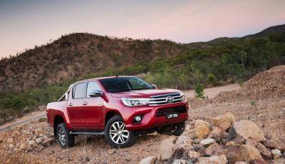 Nuovo Toyota Hilux e tutti i migliori pick up del 2016