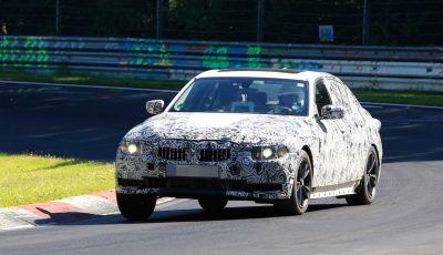 BMW Serie 3 2018: le foto spia del prototipo
