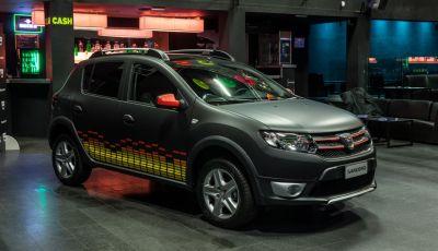 Dacia Sandero Hit Edition: una Extra Limited Edition ispirata alla musica