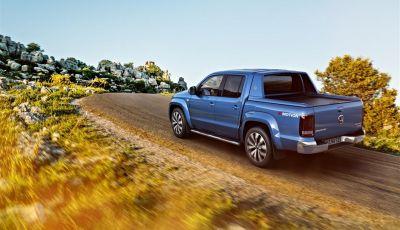 Nuovo Volkswagen Amarok: prova su strada, allestimenti, motori e prezzi