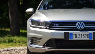 Volkswagen Passat GTE Variant: prova su strada e informazioni