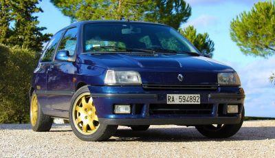 Renault Clio: oltre 25 anni di storia