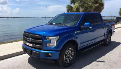 Test Drive Ford F-150 negli USA: il pick-up americano provato su strada