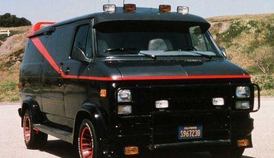 GMC Vandura: il mitico furgone dell'A-Team
