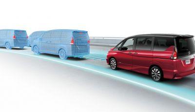 Nuova Nissan Serena, ora con ProPILOT per la guida autonoma