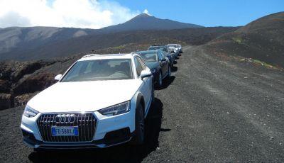 Nuova Audi A4 allroad quattro: prova su strada, caratteristiche tecniche e prezzi