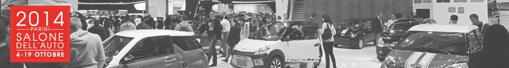 Salone dell'Auto di Parigi 2014