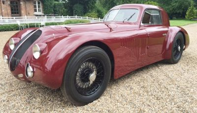 Alfa Romeo 6C 2500 Supersport all'asta in Germania per 680.000€