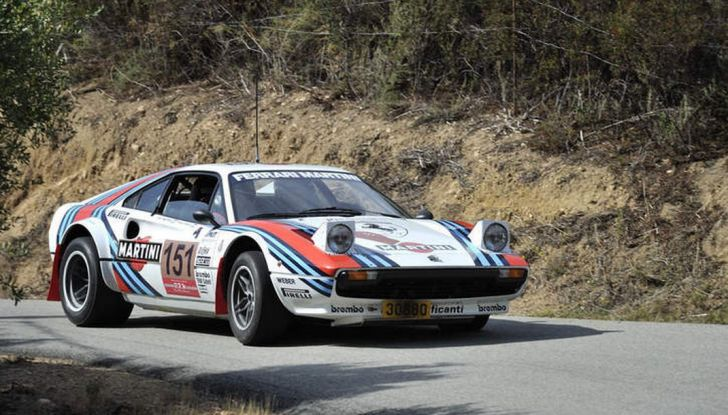 Le 10 auto da rally italiane più belle di sempre - Foto 7 di 11
