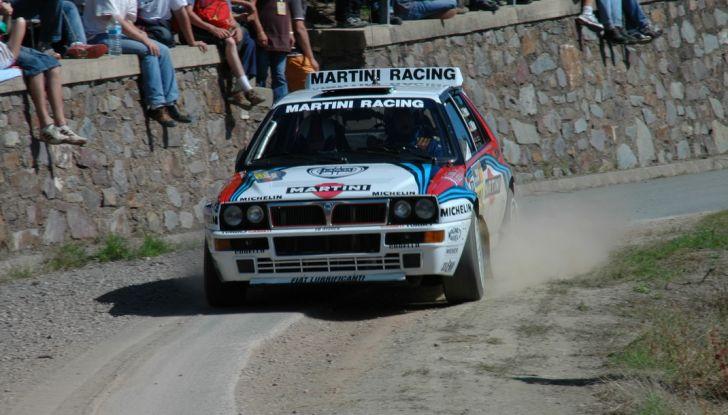 le 10 auto da rally più belle