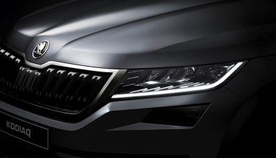 Skoda Kodiaq, svelati i primi dettagli del nuovo SUV