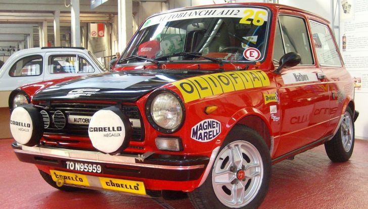 Le 10 auto da rally italiane più belle di sempre - Foto 3 di 11