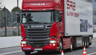 Scania Serie S protagonista di truckEmotion 2016
