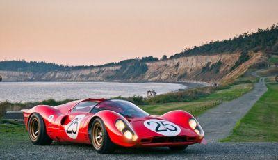 Ferrari 330 P4: la più bella Ferrari di sempre ora in replica