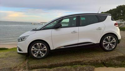 Test drive Nuova Renault Scenic 5 posti e 7 posti