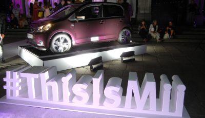 Seat Mii by Cosmopolitan fa il suo esordio alla FashFest di Londra
