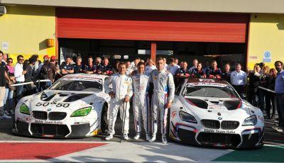 Alex Zanardi vince al Mugello nel Campionato Italiano GT con BMW