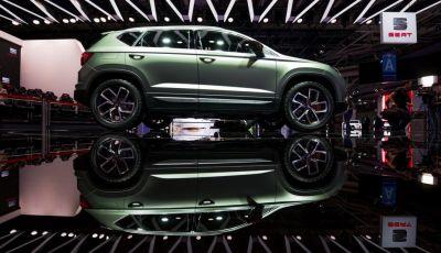 Seat, le novità per il 2017: crossover Arona, Leon restyling e Ibiza 5° serie