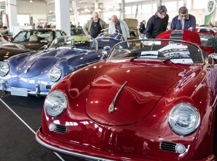Auto e Moto d'Epoca Padova: tutte le più belle auto delle scorse edizioni