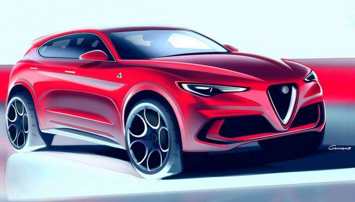 Alfa Romeo Stelvio, il motore 2.2 Diesel 180 CV amplia la gamma - Foto 17 di 25