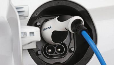 Colonnine per le ricariche dei veicoli elettrici in Italia: 250 mila entro il 2019