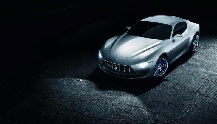 La Maserati Alfieri arriverà nel 2020: posticipato l ...