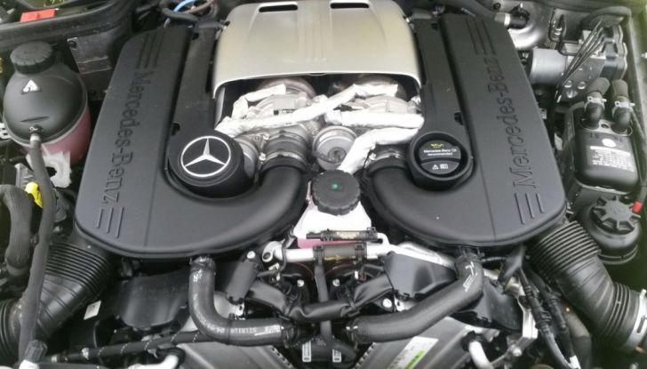 Mercedes Classe G: Prova su strada e in fuoristrada - Foto 22 di 33