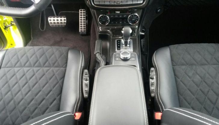 Mercedes Classe G: Prova su strada e in fuoristrada - Foto 16 di 33