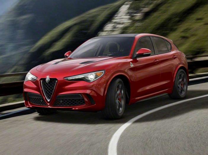Alfa Romeo Stelvio, il motore 2.2 Diesel 180 CV amplia la gamma