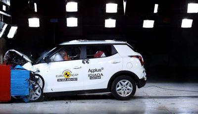 Le 10 auto più sicure nei crash test Euro NCAP 2016